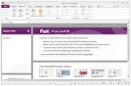 Foxit PhantomPDF 8